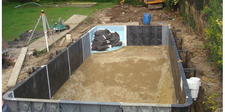 Liner Pool Construction Ambassador Pools